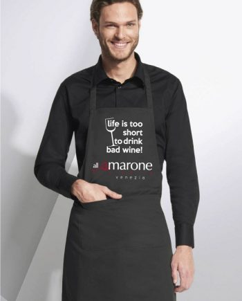 Vineria all'Amarone Apron
