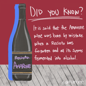 Before Amarone there was the Recioto!
