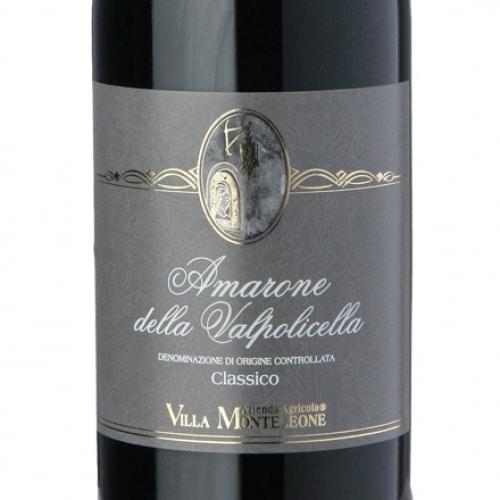 Amarone Classico - Villa Monteleone