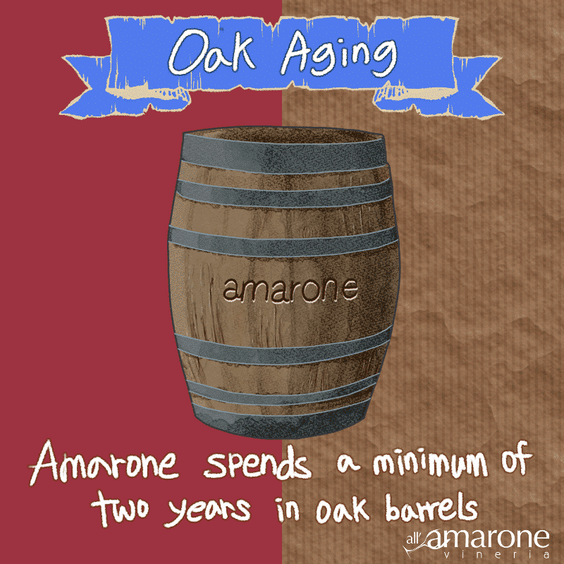 Oak Ageing Amarone
