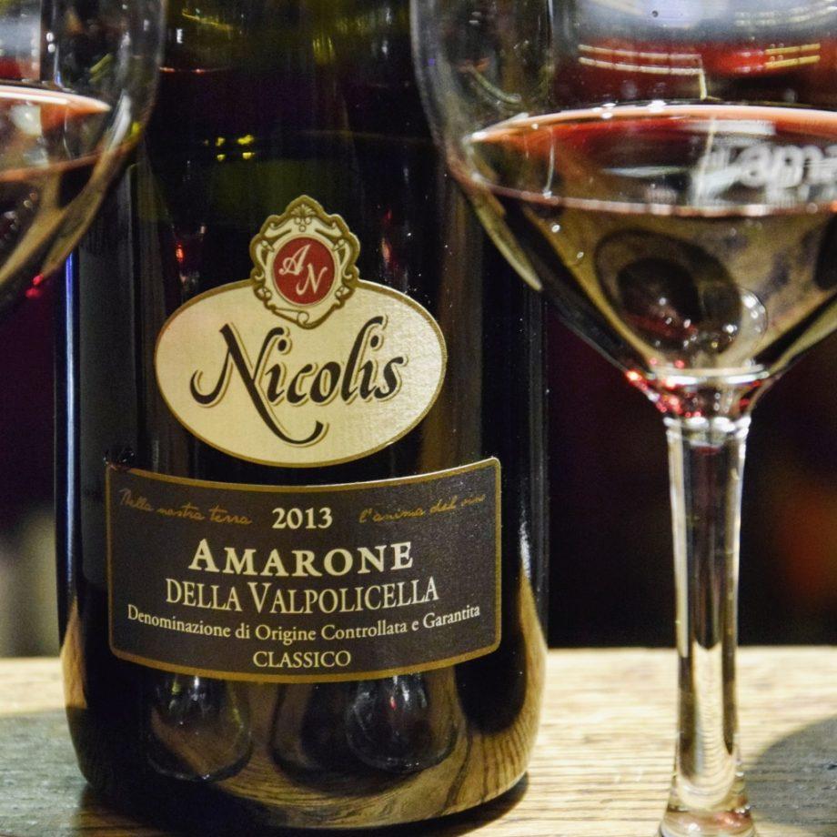 Amarone della Valpolicella by Nicolis