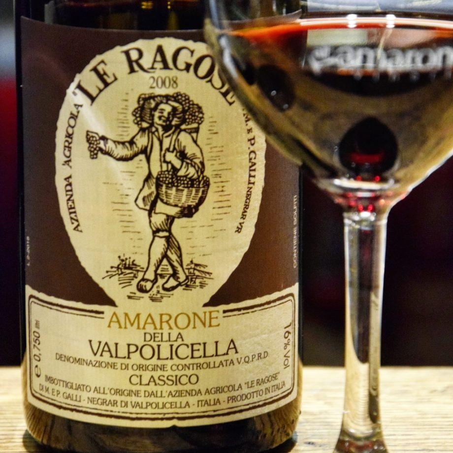 Amarone della Valpolicella by Le Ragose