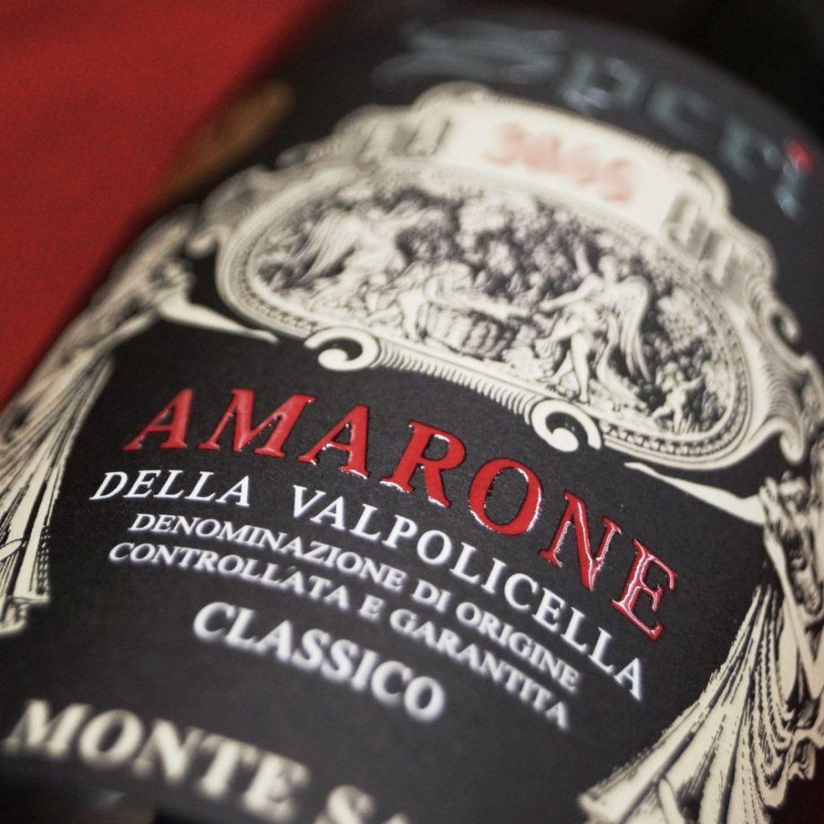 """Amarone della Valpolicella """"Vigneto Monte Sant'Urbano"""" - Speri"""