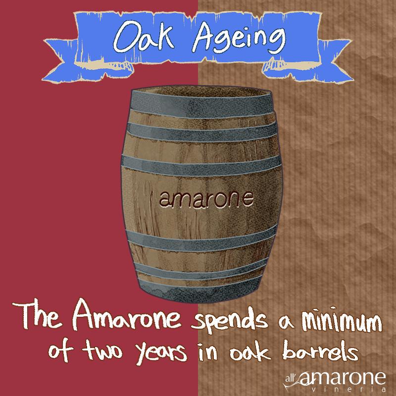 Amarone Wine Ageing